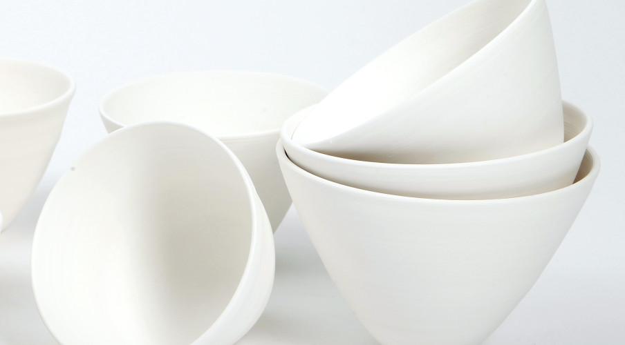 Keramik af Pia Agesen fra Gjellerup.